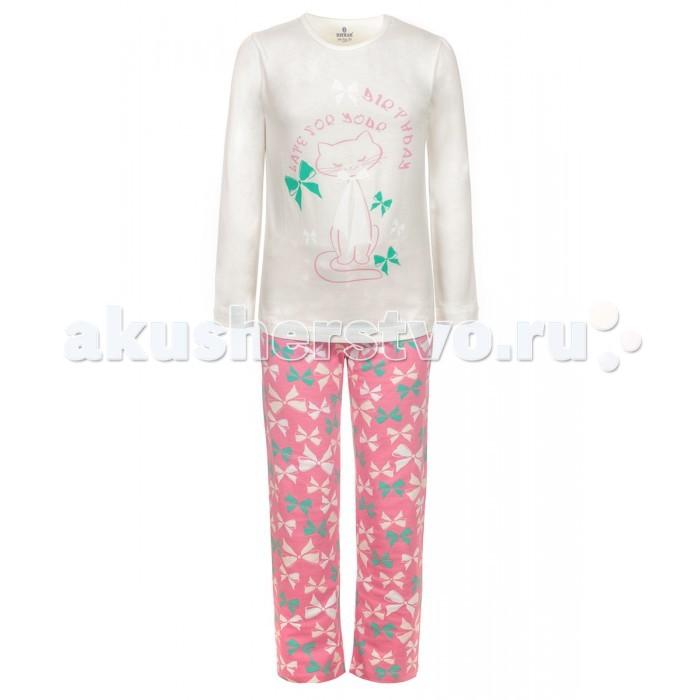 Пижамы и ночные сорочки Baykar Пижама для девочки N93452, Пижамы и ночные сорочки - артикул:544741