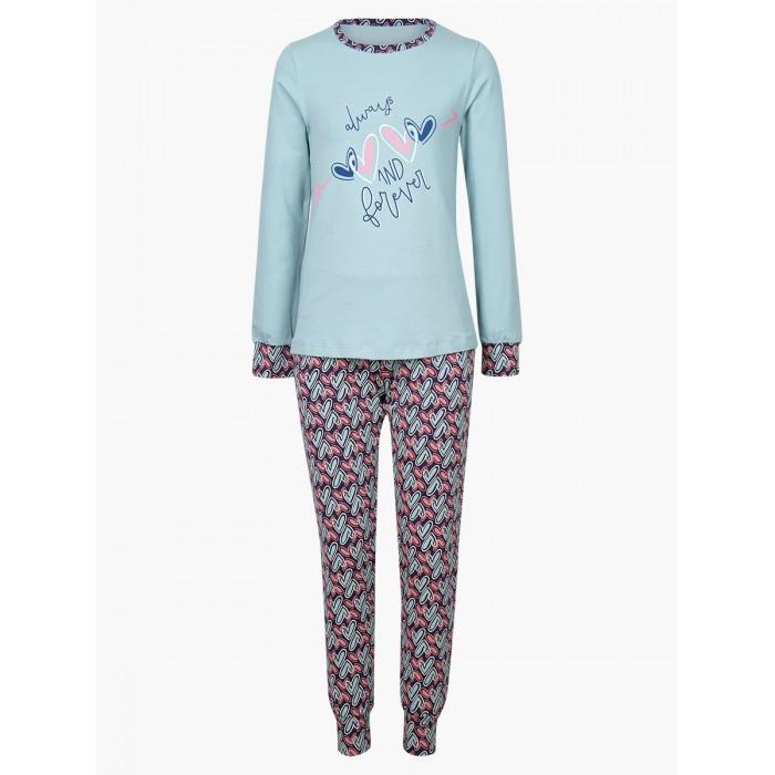 Домашняя одежда Baykar Пижама для девочки Сердечки