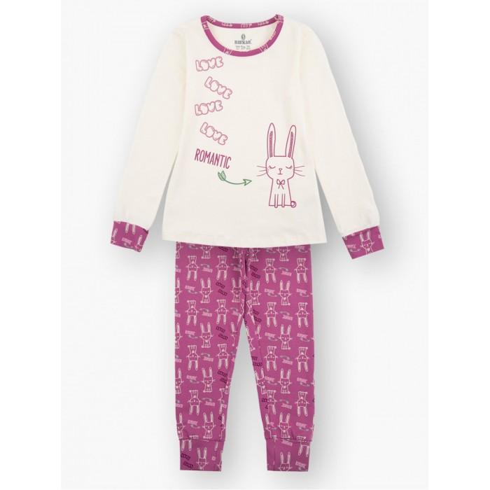 Купить Домашняя одежда, Baykar Пижама для девочки Зайчик