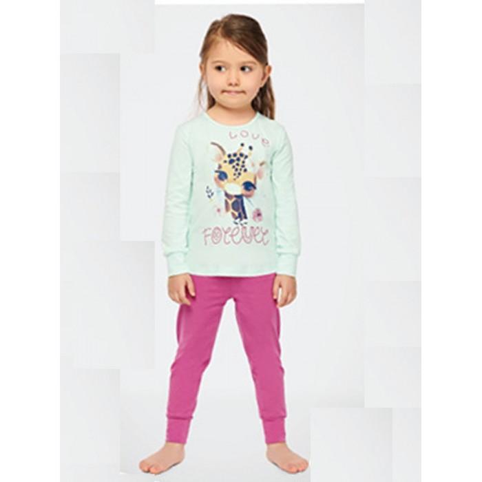 Домашняя одежда Baykar Пижама для девочки Жираф