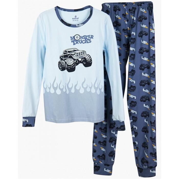Домашняя одежда Baykar Пижама для мальчика Monster Trucks