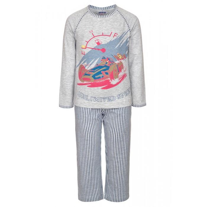 Пижамы и ночные сорочки Baykar Пижама для мальчика N9075, Пижамы и ночные сорочки - артикул:536876