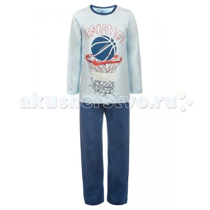 Пижамы и ночные сорочки Baykar Пижама для мальчика N9097, Пижамы и ночные сорочки - артикул:541886