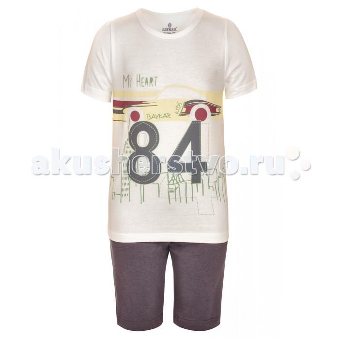 Пижамы и ночные сорочки Baykar Пижама для мальчика N9615208, Пижамы и ночные сорочки - артикул:537141