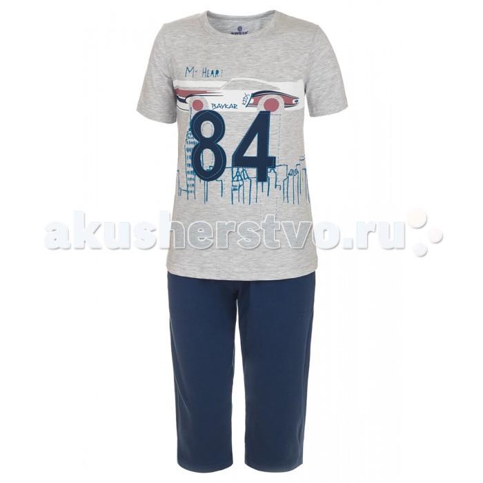 Пижамы и ночные сорочки Baykar Пижама для мальчика N9615220, Пижамы и ночные сорочки - артикул:541851