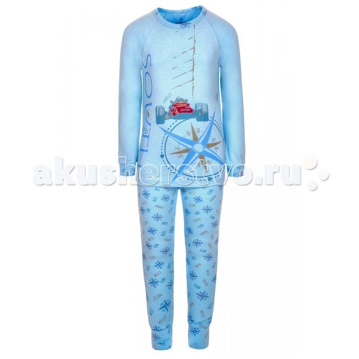 Пижамы и ночные сорочки Baykar Пижама для мальчика N9620, Пижамы и ночные сорочки - артикул:541776