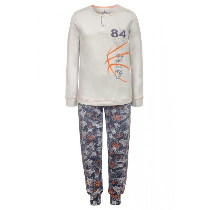 Пижамы и ночные сорочки Baykar Пижама для мальчика N96272, Пижамы и ночные сорочки - артикул:543156