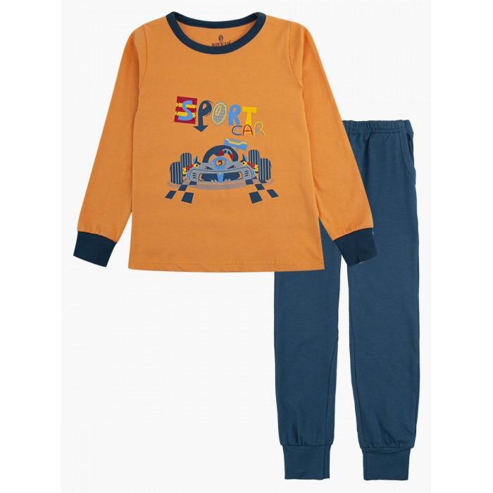 домашняя одежда n o a пижама для мальчика 11432 Домашняя одежда Baykar Пижама для мальчика Спорткар