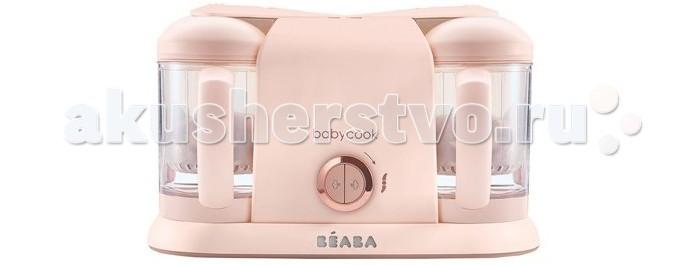 Блендеры, пароварки и миксеры Beaba Блендер-пароварка Babycook plus Limited Edition