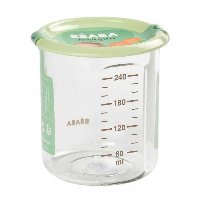 Контейнеры Beaba Контейнер для хранения 240 мл Food Jar Maxi Port