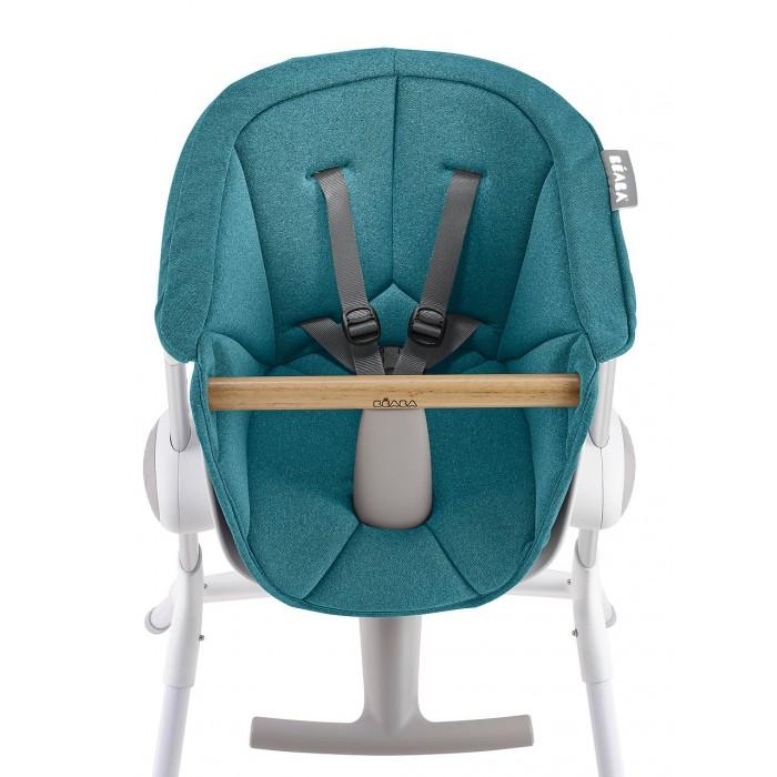 Beaba Подушка для стульчика для кормления Textile Seat F/High ChairВкладыши и чехлы для стульчика<br>Beaba Подушка для стульчика для кормления Textile Seat F/High Chair с прорезями под ремни безопасности. Верх - текстиль (полиэстер),  набивка - полиуретановый мусс - мягкий, удобный, быстро восстанавливает форму, подстраивается под тело для максимального удобства.  Особенности:    Верх - текстиль (полиэстер),  набивка - полиуретановый мусс - мягкий, удобный, быстро восстанавливает форму, подстраивается под тело для максимального удобства Гипоаллергенный.