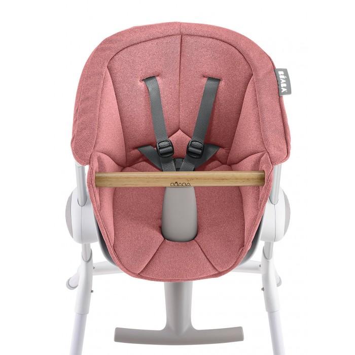 вкладыши и чехлы для стульчика Вкладыши и чехлы для стульчика Beaba Подушка для стульчика для кормления Textile Seat F/High Chair
