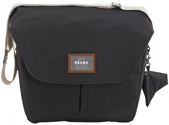Beaba Сумка для мамы ViennaСумки для мамы<br>Модная сумка для мамы с набором аксессуаров в комплекте (сумочка для пустышки, коврик для пеленания), а так же полно отделений для всяких мелочей: и герметичный карман для мокрых вещей, и термо–карман, который сохраняет нужную температуру пищи.  Сумка Beaba выполнена в классическом стиле, ее можно использовать в колясках, а также просто как удобную сумку для активной мамы.  Стирка при 30#186;С.  Размер сумки: 36 см х 36 см х 18 см. Размер водонепроницаемой сумочки: 21 см х 19 см. Размер сумочки для пустышки: 6,5 см х 6,5 см х 7,5 см. Размер матрасика: 55 см х 31 см.