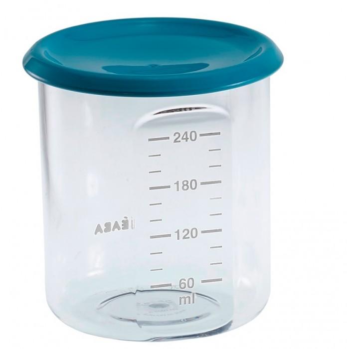 все цены на Контейнеры Beaba Контейнер для хранения 240 мл Food Jar Maxi Port онлайн