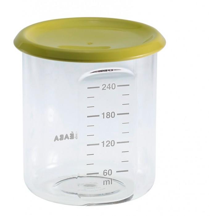 Контейнеры Beaba Контейнер для хранения 240 мл Food Jar Maxi Port контейнер для сбора медицинских отходов на 240 л спб