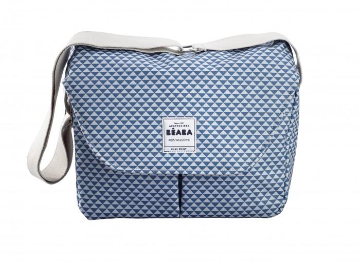 Beaba Сумка для мамы Vienna IIСумка для мамы Vienna IIСтильная сумка Beaba Vienna II для мамы станет незаменимым аксессуаром для прогулок с ребенком на свежем воздухе, для визитов к врачу, похода в гости или по магазинам, а также для дальних поездок.   Сумка состоит из одного основного вместительного отделения на застежке-молнии, внутри которого имеются два больших кармашка, внешние карманы, в которых расположен матрасик для пеленания.   Снаружи предусмотрен термокармашек на застежке-молнии для бутылочек с детским питанием.  Сумка также оснащена различными аксессуарами необходимыми во время поездок и прогулок: матрасик для пеленания, с мягкой махровой поверхностью мешочек для сменной одежды регулируемый пристегивающийся широкий ремень  Стильная сумка с набором аксессуаров в комплекте, а так же со множеством отделений для полезных мелочей, которые всегда должны быть под рукой, идеально подойдет для современной заботливой мамы.  Размер 36 x 21 x 31.5 см<br>