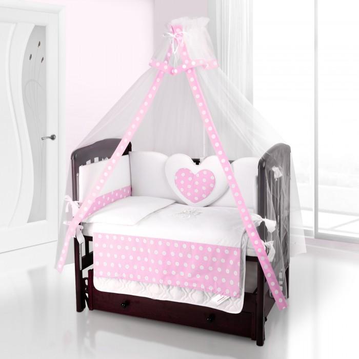 Балдахин для кроватки Beatrice Bambini Bianco Neve