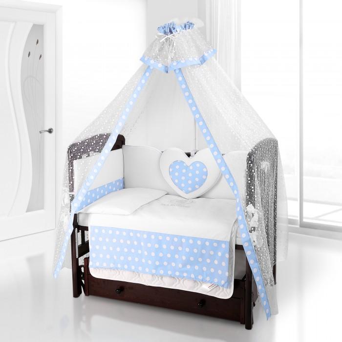 Комплект для кроватки Beatrice Bambini Cuore Grande Anello (6 предметов)