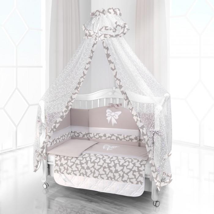 Картинка для Комплект в кроватку Beatrice Bambini Unico Farfalino 120х60 (6 предметов)