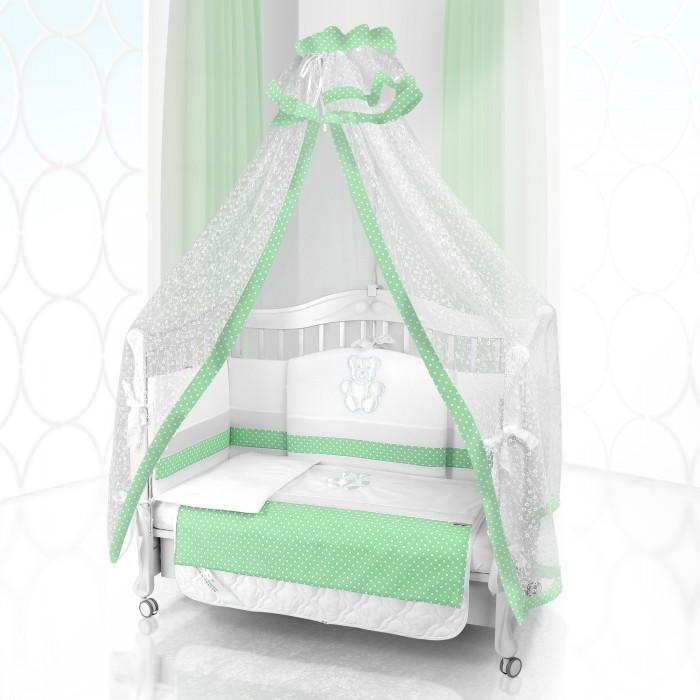 Комплект в кроватку Beatrice Bambini Unico Puntini 120х60 (6 предметов)