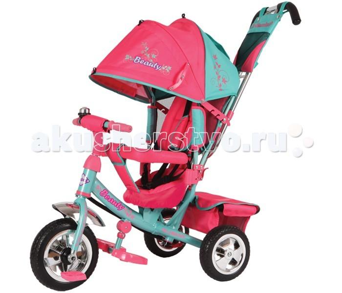Велосипед трехколесный Beauty B2 (колеса ПВХ)