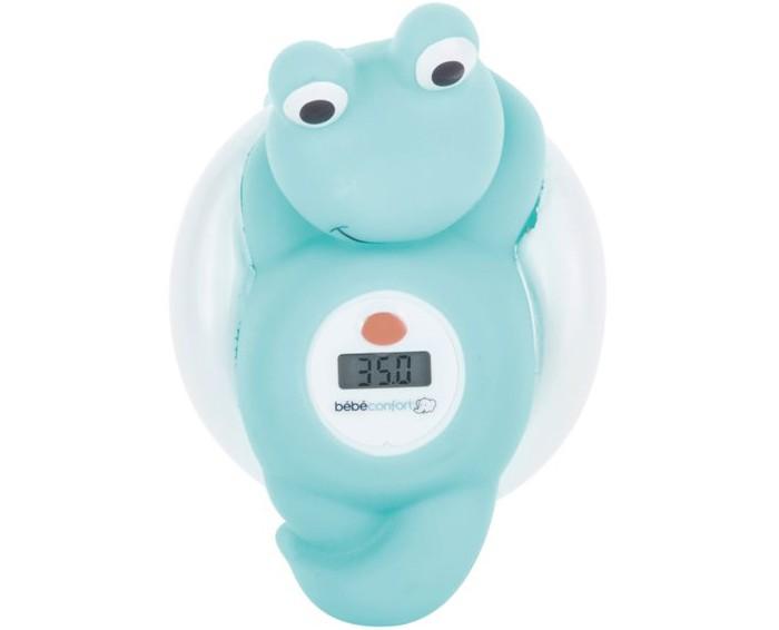 Купание малыша , Термометры для воды Bebe Confort электронный Лягушонок арт: 9765 -  Термометры для воды
