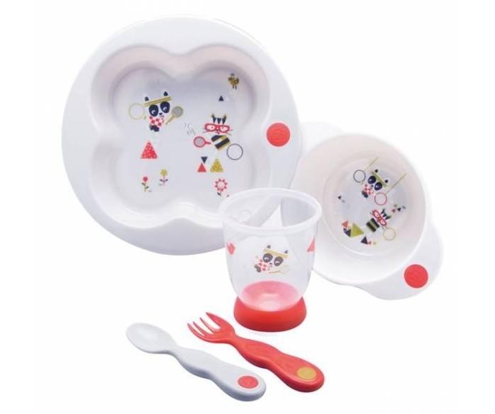 Посуда Bebe Confort Набор посуды Sport посуда bebe confort прозрачный стаканчик