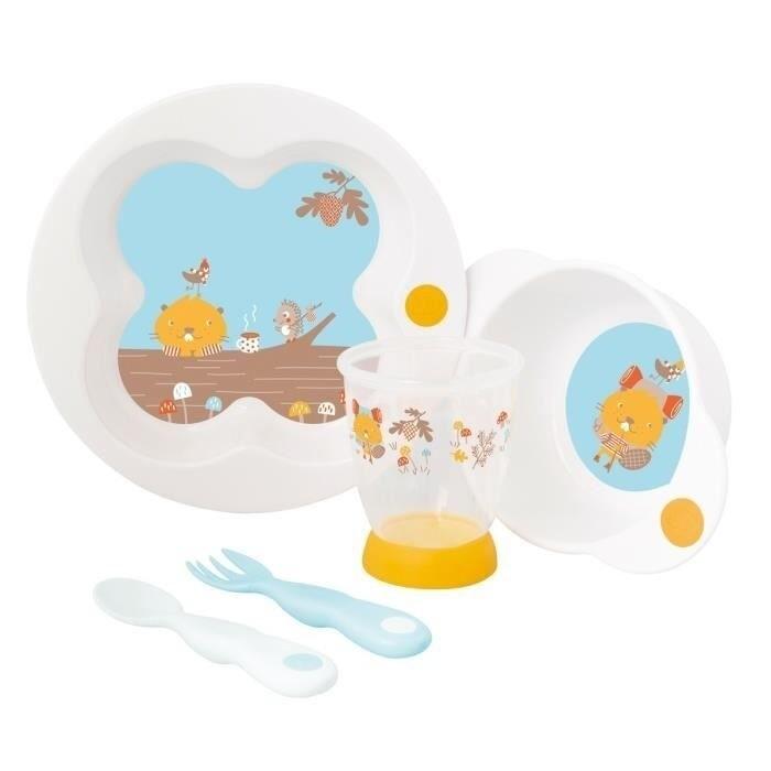 Посуда Bebe Confort Набор посуды Woodcamp посуда bebe confort прозрачный стаканчик