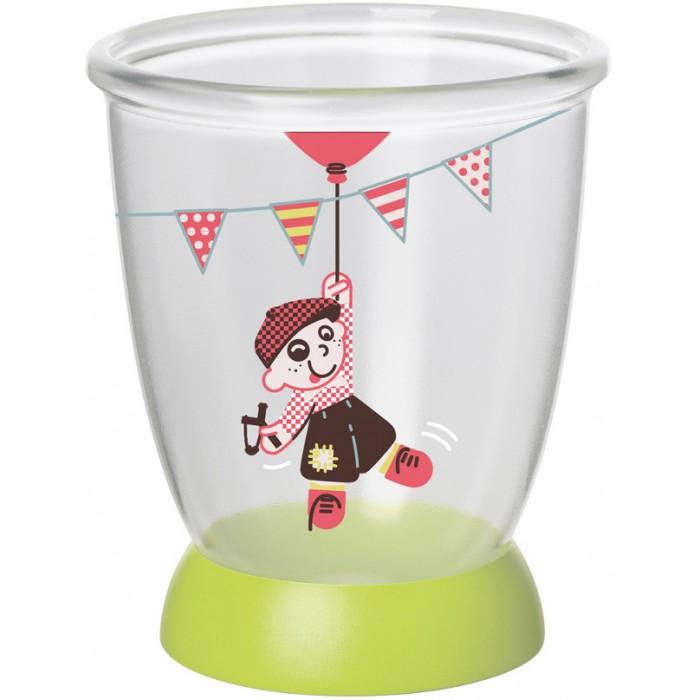 bebe confort ванночка эргономичной формы Посуда Bebe Confort Прозрачный стаканчик