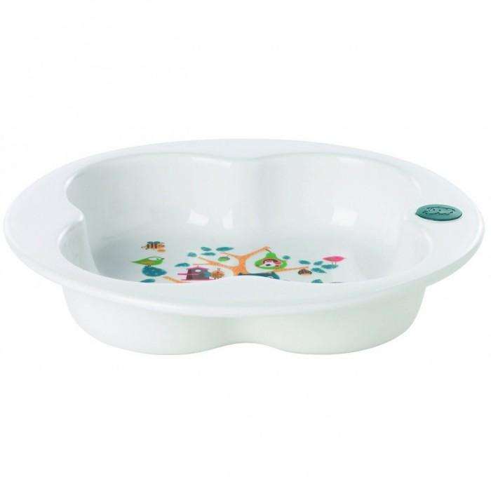 Посуда Bebe Confort Тарелка с крышкой тарелка bebe confort 6 18 мес с крышкой зеленая 31000304