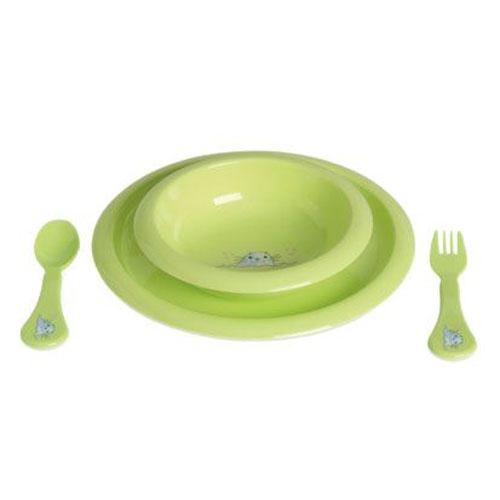 Посуда Bebe Jou Комплект посуды для кормления комплект кухонной посуды amagi 16