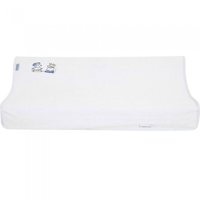 Накладки для пеленания Bebe Jou Чехол х/б для пеленальника 6800 72х44 подставки для ванны bebe jou подставка металлическая под ванночку