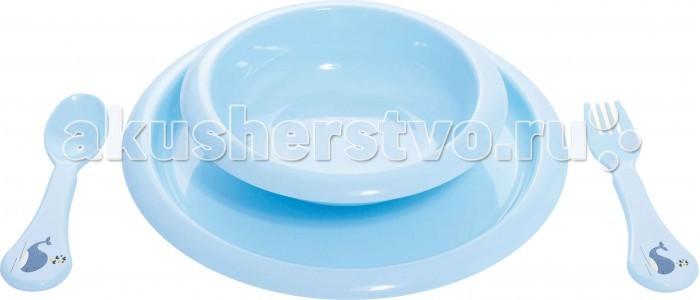 Купить Посуда, Bebe Jou Комплект посуды для кормления