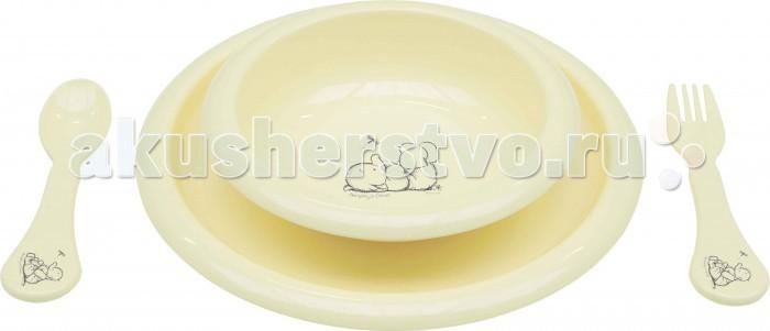Посуда Bebe Jou Комплект посуды для кормления каталог bebe lazzi