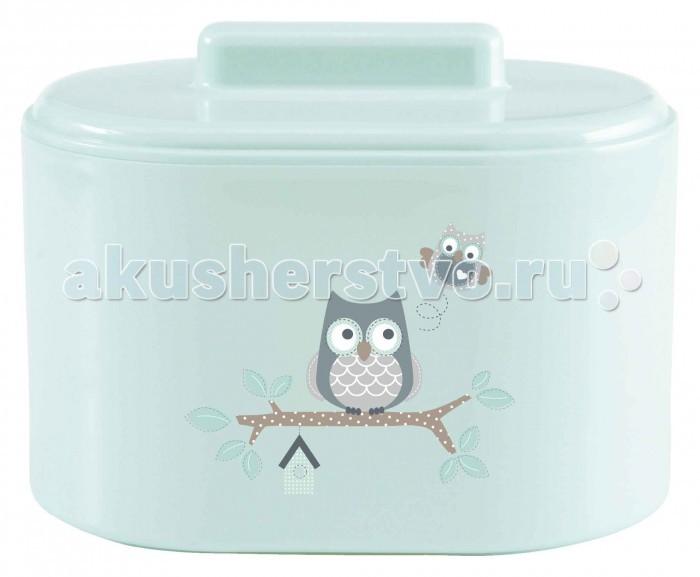 Bebe Jou Пластиковая коробочка для гигиенических принадлежностей