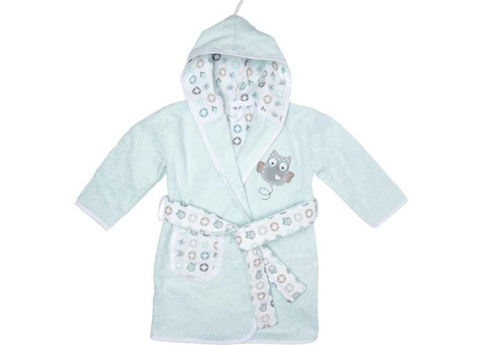 Детская одежда , Халаты Bebe Jou Совушки арт: 233656 -  Халаты