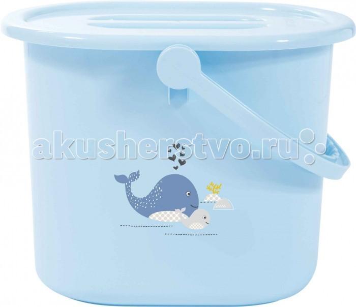 утилизаторы подгузников Аксессуары для ванн Bebe Jou Ведро для наполнения, слива ванночки и использованных подгузников