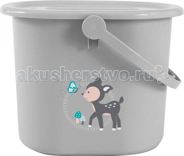 Купание малыша , Аксессуары для ванн Bebe Jou Ведро для наполнения, слива ванночки и использованных подгузников арт: 14127 -  Аксессуары для ванн