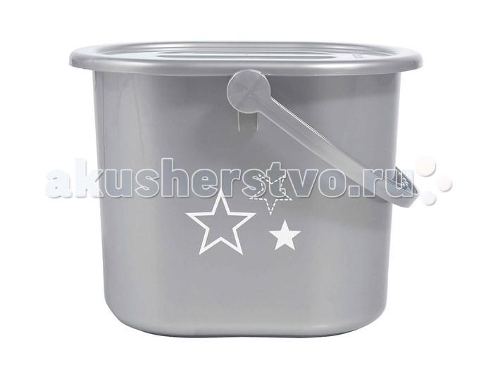 Аксессуары для ванн Bebe Jou Ведро для наполнения, слива ванночки и использованных подгузников, Аксессуары для ванн - артикул:14127