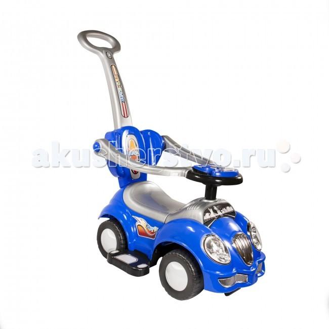 Детский транспорт , Каталки Bebe Planete Cute Car арт: 52604 -  Каталки