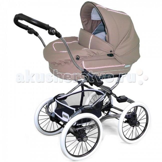 Детские коляски , Коляски-люльки Bebecar Stylo Class арт: 13911 -  Коляски-люльки