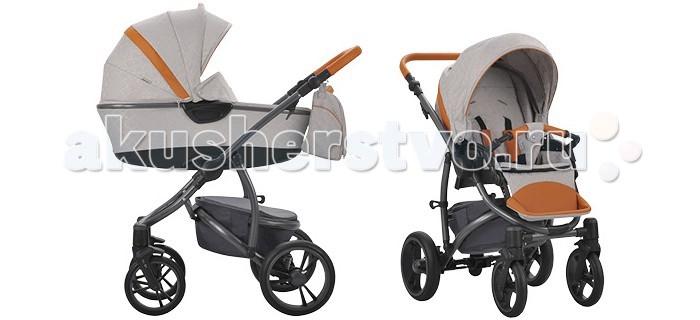 Детские коляски , Коляски 2 в 1 Bebetto (ARO) Silvia 2 в 1 арт: 74575 -  Коляски 2 в 1
