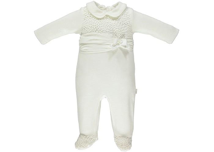 Детская одежда , Комбинезоны и полукомбинезоны Bebetto Комбинезон для девочки Pumpkin арт: 353780 -  Комбинезоны и полукомбинезоны