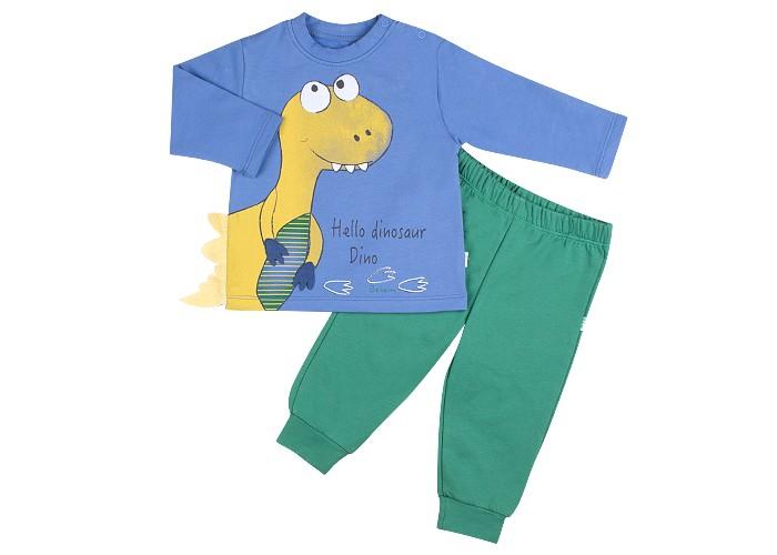 Комплекты детской одежды Bebetto Комплект для мальчика (кофта и брюки) Dinosaur K 1599 кофта blugirl кофта