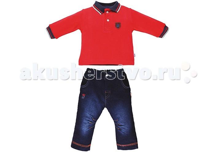 Комплекты детской одежды Bebetto Комплект (кофта и джинсы) Boutique Boy для мальчика кофта blugirl кофта