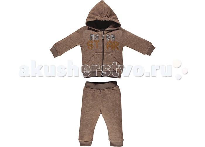 Комплекты детской одежды Bebetto Комплект (толстовка и штанишки) Boutique Boy для мальчика цена 2017
