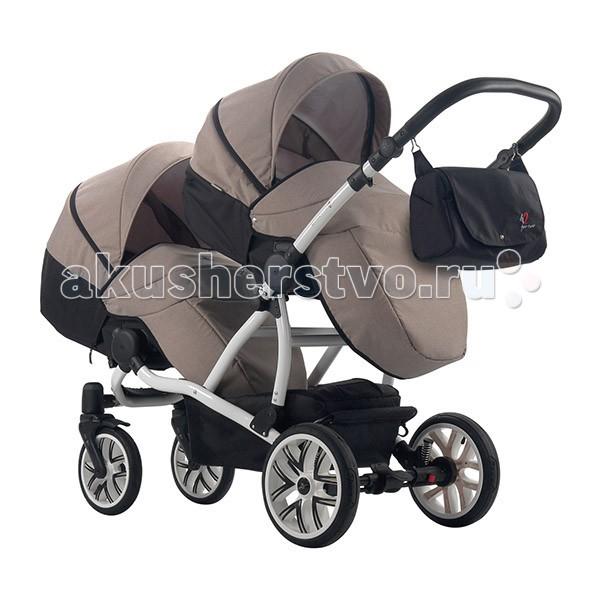 Детские коляски , Коляски для двойни и погодок Bebetto (ARO) 42 Sport Коляска для двойни арт: 74464 -  Коляски для двойни и погодок