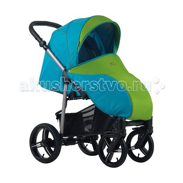Прогулочная коляска Bebetto FilippoFilippoПрогулочная коляска Bebetto Flippo может использоваться для малышей с самого раннего возраста – с 6 месяцев.   Качественное функциональное наполнение коляски позволяет подстроить высоту спинки и подъем подножки для оптимально удобного положения ребенка как во время сидячих прогулок, так и во время сна. Персональный ремень безопасности для малыша имеет 5-точечную фиксацию, а съемный упорный бампер выдерживает вес ребенка при опоре всем телом.   Bebetto Flippo имеет отличные показатели маневренности и проходимости благодаря оснащению большими колесами и способностью вращения вокруг оси передних колес. Прогулочная коляска Бебетто Флиппо выполнена в актуальном дизайне, идеально сочетающимся с городскими пейзажами.  Характеристики Bebetto Flippo: рекомендовано использование для детей с 6 месяцев до 3 лет допустима нагрузка до 15 кг современная алюминиевая рама с плоскими полозьями материал обивки непромокаемый классическая ручка управления, регулируемая по высоте четырехколесное шасси с увеличенными разноразмерными колесами предусмотрена способность вращения передних колес вокруг своей оси на 360о для максимальной легкости управления тип сложения «книжка» с функцией автоматической блокировки сложения Click  спинка имеет 4 положения высоты подножка изменяется по высоте и имеет механизм автоматической блокировки съемный упорный бампер покрыт легкомоющимся материалом имеется тканевая перемычка между ножек для дополнительной защиты большой капюшон с УФ-защитой 50+ оснащен широким отсеком для вентиляции с москитной сеточкой персональный ремень безопасности с пятиточечной фиксацией сетчатая корзина для покупок с легким доступом максимально устойчивое положение, исключающее переворот.  В комплектации: теплая накидка на ножки дождевик корзина для покупок  Размеры сиденья, см: ширина — 32, глубина — 23, спинка — 42, подножка — 18 Высота посадки от земли, см: 47 Высота ручки, см: минимум — 64, максимум — 107<br>