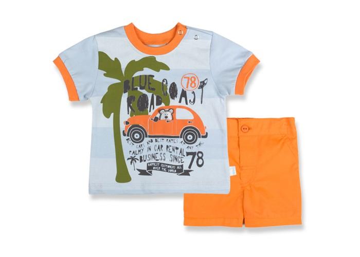 Комплекты детской одежды Bebetto Комплект (футболка и шорты) для мальчика K 1347