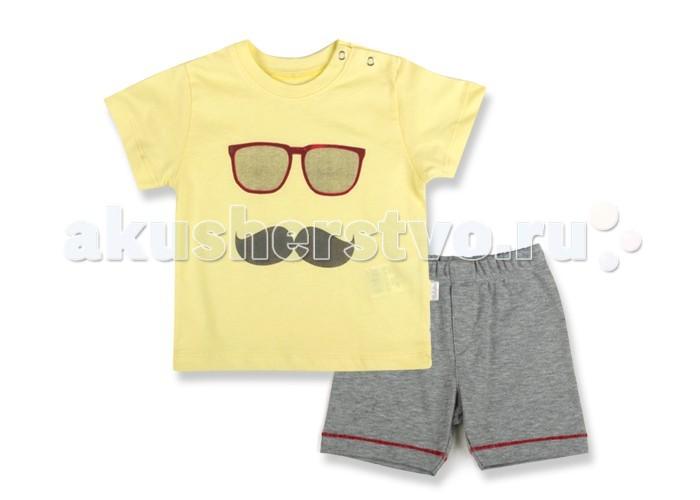 Комплекты детской одежды Bebetto Комплект (футболка и шорты) для мальчика K 1363